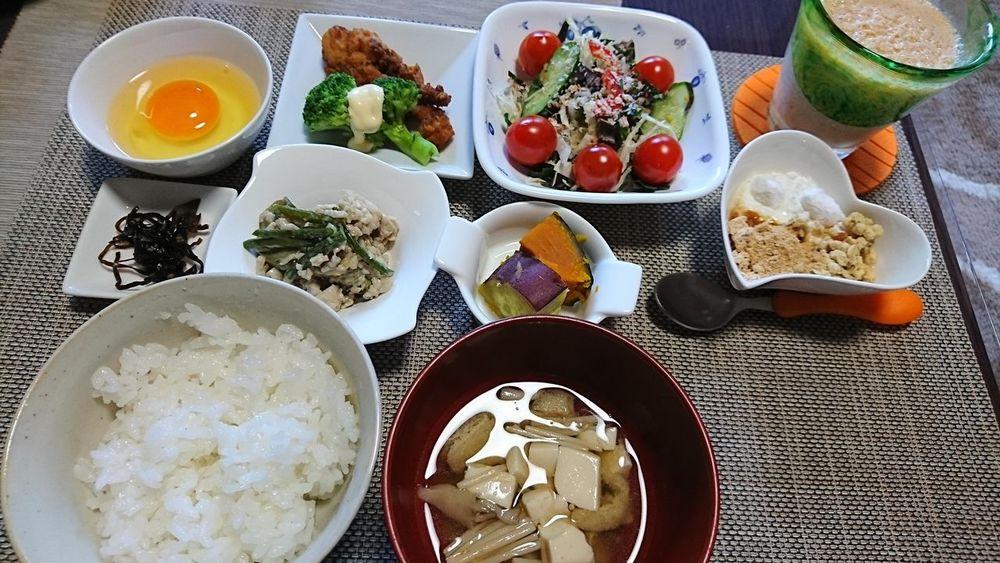 TKG☆ Food And Drink Food Porn Japanese Food Smoothie Yummy Breakfast