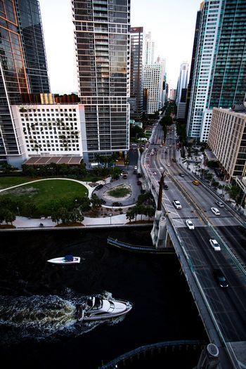 Hidden Gems  Miami Sunset Brickell Buildings