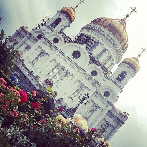Moscow ХрамХристаСпасителя