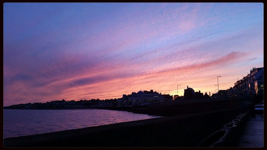 Discover Your City Sunset Harbour Beautiful