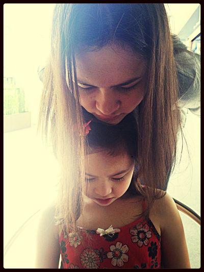 Sisterly love Enjoying Life Alisha And Sam