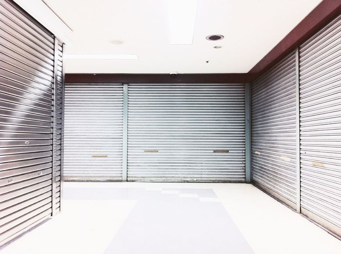 View of blinds