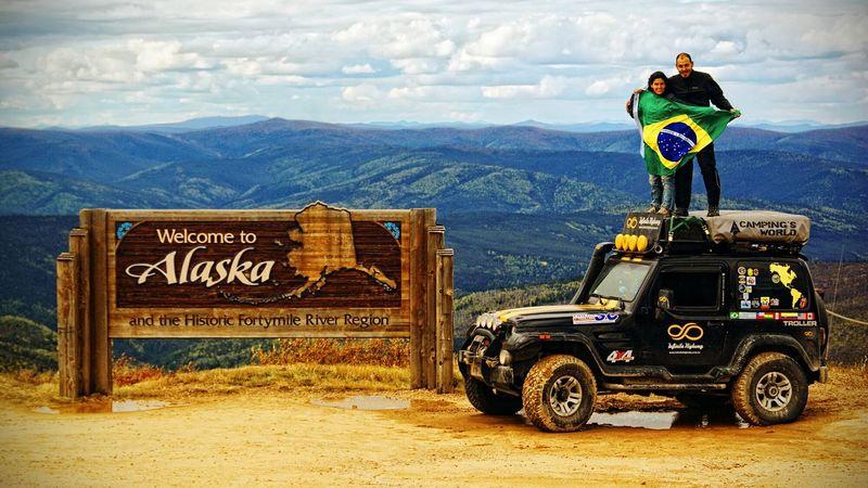Share Your Adventure 4x4 Trip Offroad Overlanding OverlandExpo Overland Troller Alaska USA