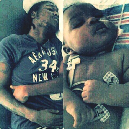 My Lil Man Sleep Juz Like Me