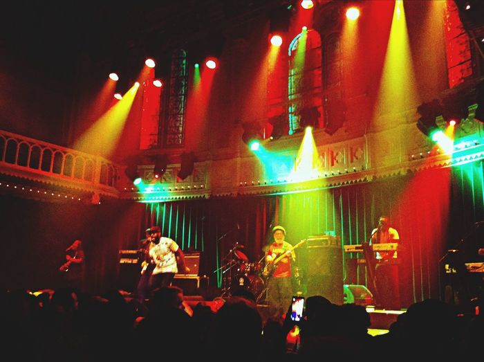 Tarrus riley live in paradiso amsterdam ?