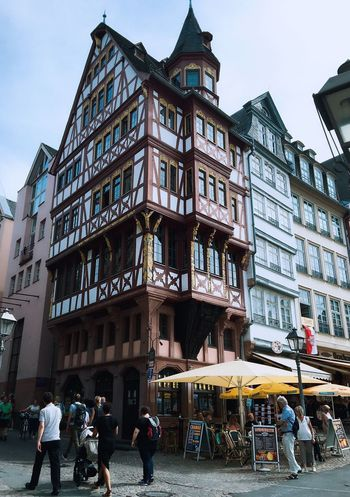 Architecture Frankfurt Built Structure City Street Walking City Life Day From My Point Of View Hello World Photography Moments Taking Photos Enjoying Life Person Germany