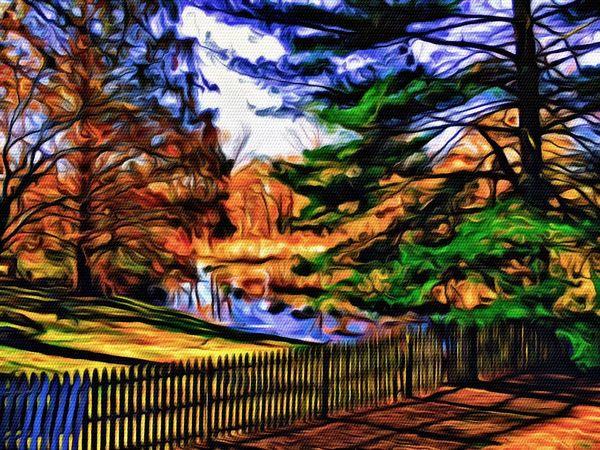Using Portrait painter Landscape The EyeEm Facebook Cover Challenge NEM Painterly IPSPaint