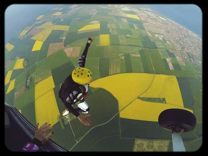 Skydive Sky Porn Adrenaline Selfie