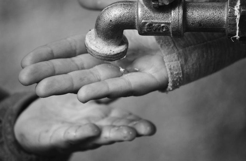 Clean water is a human right