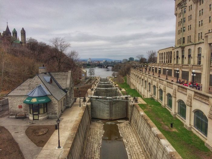 Urban Landscape Rideau Canal Ottawa Taking Photos IPhoneography Hdr_Collection Architecture Photography
