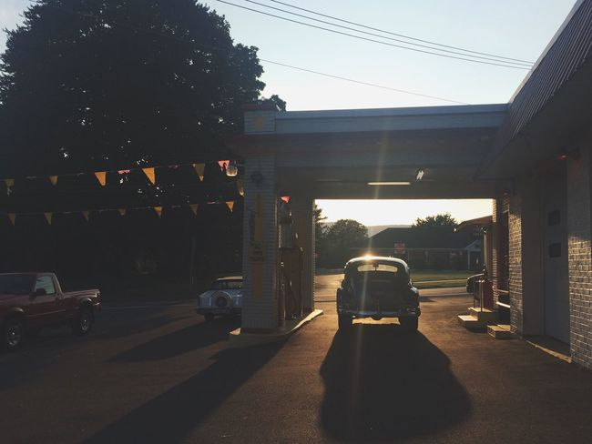 I'm in love with this picture, it reminds of the 80's / 90's movie secne . Car Street Road Outdoors On The Move Motion Land Vehicle First Eyeem Photo