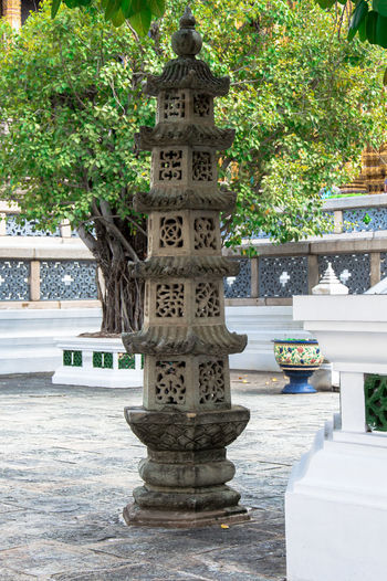 Day Grand Palace Bangkok Thailand Green Color Growth Icon Nature No People Outdoors Park Travel Destinations Tree