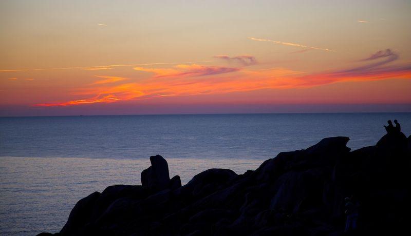 Thelovers Lovers Sunset #sun #clouds #skylovers #sky #nature #beautifulinnature #naturalbeauty #photography #landscape Sardinia Sardegna Italy  #Santateresagallura