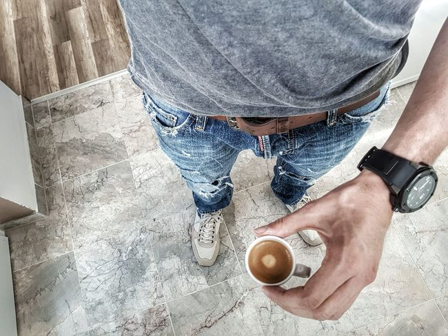 Casual Clothing Lifestyles EyeEm Best Shots Eyeemphoto EyeEm Gallery Style Fashion Coffee Cup Nespresso Home Sweet Home My Favorite Place DSQUARED2 Dsquared  Hugobossorange