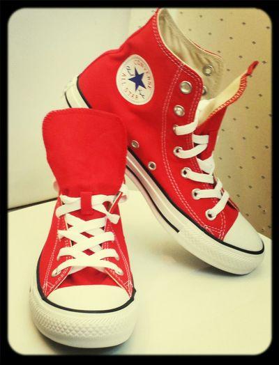 New Kicks My Converse Journey's