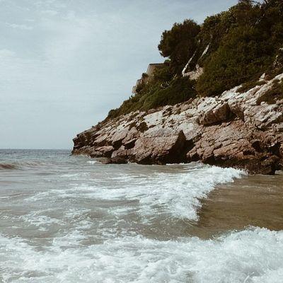 Vscocam Vscogood VSCO Salou spain catalonia beach instagram instagramhub visitsalou water