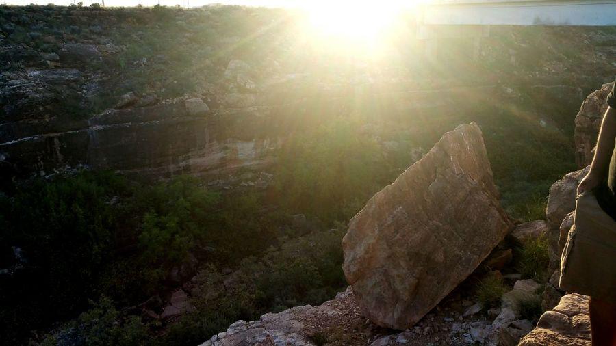 Allaroundarizona Canyon Canyonwalls Nature Evening Boulders Red