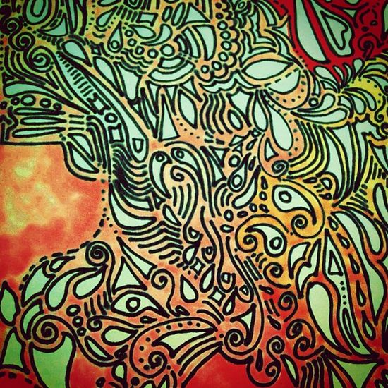 #doodles #abstract #painting #coloronroids #coloraesthetics #colorsoftheweek #markers #myart Abstract Painting Doodles MyArt Prismacolor Markers  Colorsoftheweek Coloraesthetics Coloronroids Hqrcreations Bestinstagramart