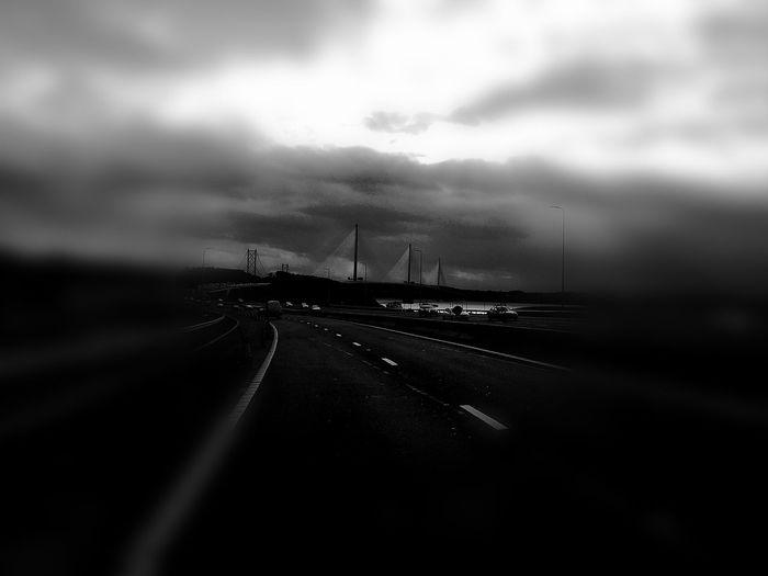 the new 4th road bridge Scotland