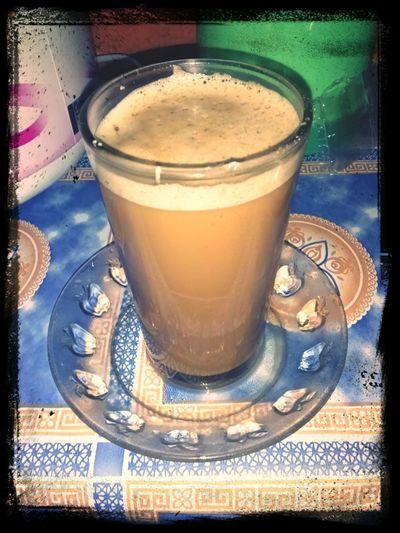 semakin lengkap pagi ini ditambah secangkir kopi panas... Good Morning!