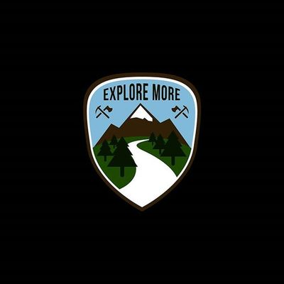 Artwork for my home made custom Explore More patch... now I just need to find someone to make it! **If anyone has any suggestions, PLEASE let me know** Explormore Explore Explorer Logo Patch ArtWork Patchdesign Newpatch Inthepipeline Creator  Adventure_culture Adventure Adventuretime Adventurer Adventurealliance Wilderness Wildernessculture Tagsforlikes TheGreatOutdoors Outdoors Getoutmore Outandabout Patchwork Patchdesigner Patchcreator moralepatch adventurepatch