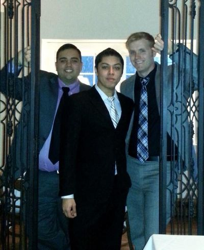 Was an awesome night out with the guys Hanging Out Suit My Hommies Night