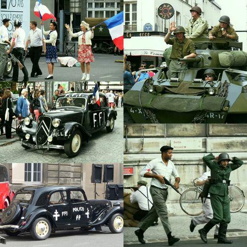 Liberation Summer 1944 Freedom Paris