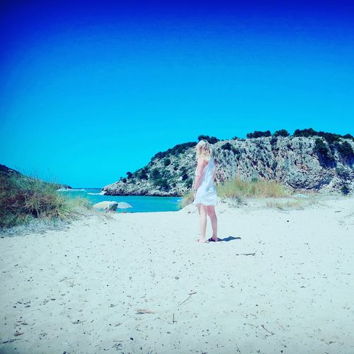 That's Me Summer ☀ Summer2016 Seaview Summer Time  GREECE ♥♥ Summer Holidays Greecesummer Greeceisblue Summer Greecestagram No Filter Messinia Greece Sea And Sky Summer Memories 🌄 Sea Bluewater Voidokoilia Voidokoilia_beach