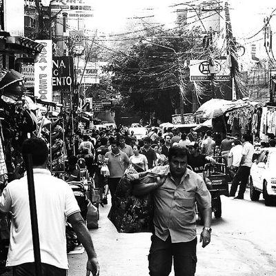 Ciudaddeleste Street Streetphotographer Streetphotographers Blackandwhite Peoples Caos City Calle Blancoynegro Ciudad
