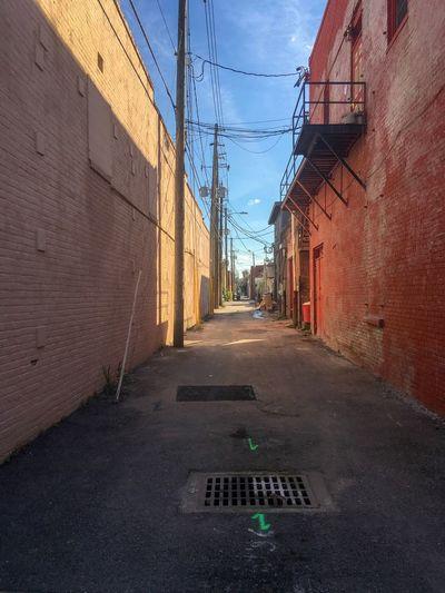Sanford alley