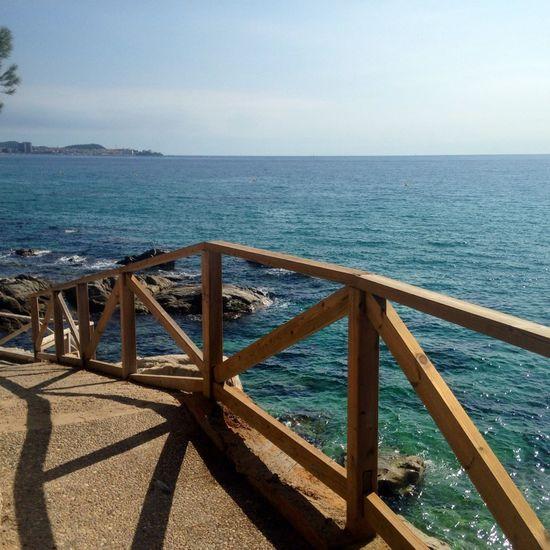 Platjadaro Sunrise Costabrava Mediterranean  Beach Summer Emporda
