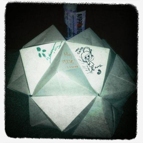 Nipponfest Hangukon Origami Papercraft