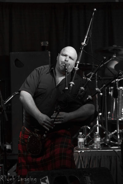 Bagpipes Celtic Music Close-up Concert Photography Focus On Foreground Live Music Mudmen Skill