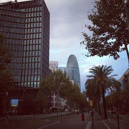 Falus urbà #barcelona #wakeuppics Barcelona Wakeuppics