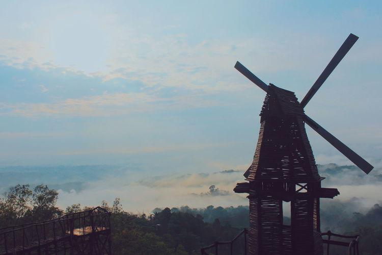 #landscape #Nature  #photography #Morning #Sunrise #foggy #foggymorning #visitindonesia