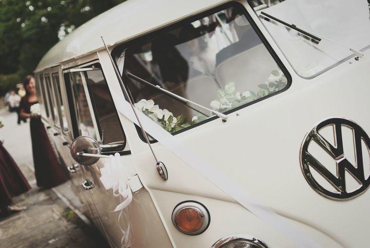 EyeM rework of an older wedding I had the privilege to shoot... Transportation Car Day Close-up Vehicle Mirror VW VW Bus Vw Camper Van Volkswagen Volkswagenbus Volkswagen Van Wedding Wedding Photography Weddingphotography Wedding Cars EyeEmNewHere