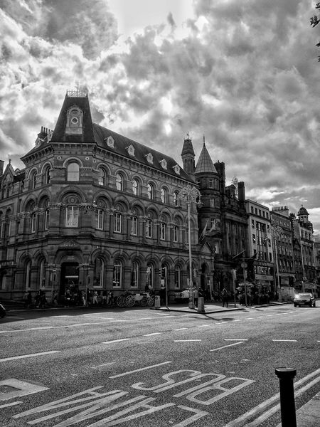 Architecture Sky Building Exterior Built Structure Travel Destinations History Cloud - Sky No People Outdoors Government City Cultures Day Monochrome Photography Monochrome Blackandwhite Black And White Photography Monochromeart Monochrome World Monocromatic White And Black