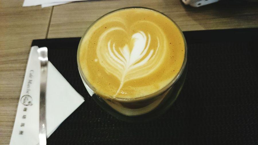 Cafe Latte 壓驚