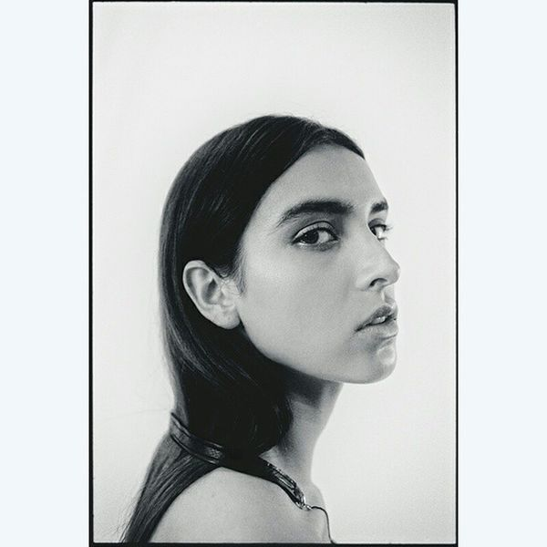 Kristina 2014 for @serpentandtheswan @kristinaagioski Film Kodak Tmax Filmfeed ishootfilm 35mm nofilter noir monochrome