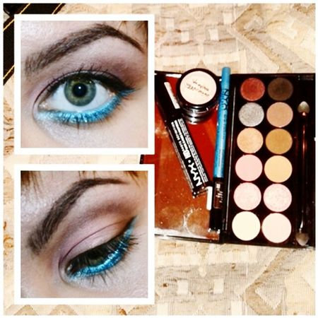 That's Me Makeup Makeupartist Hello World Nyxcosmetics Sleekmakeup Popular Photos Myeyes Bright Russian Girl