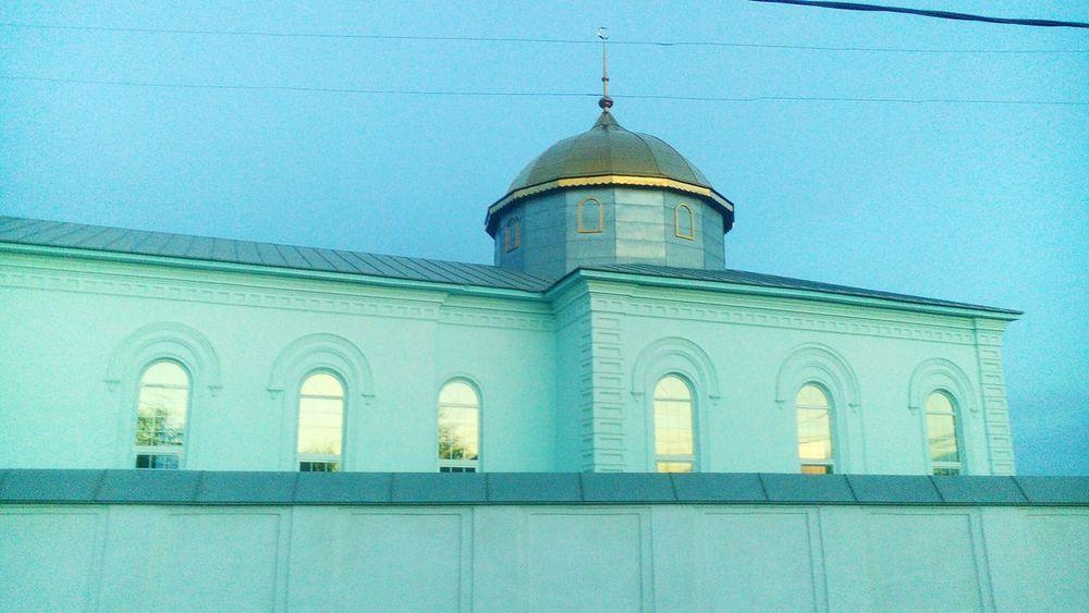 мечеть ISLAM♥ Islam Islam #Muslim #Alhamdulillah #Pray #Dua #Sujood #Proud2beamuslim #Blessed #Subhanallah #Beautiful #Muslimah шла и увидела эту мечеть надо обязательно ее посетить)