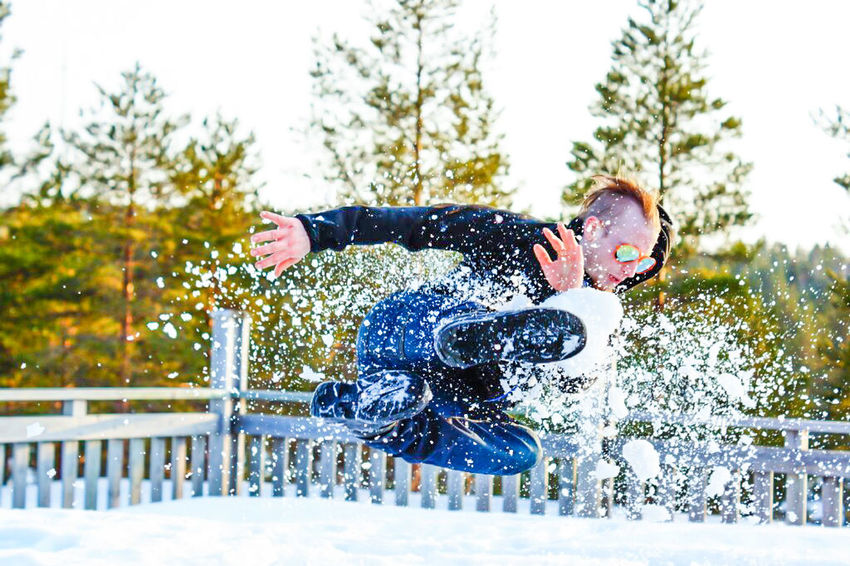 Ninja northern style 😎 Photography In Motion Speed Photography Fast Shutter Speed Urban Spring Fever Things I Like From Where I Stand Ninja Style EyeEm Gallery Having Fun Snow Fastandfurious Speed