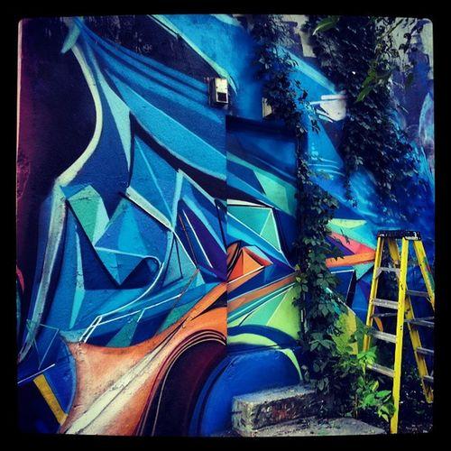 Mastrocola Spraypaint Abstract Colorlove lifeisgood