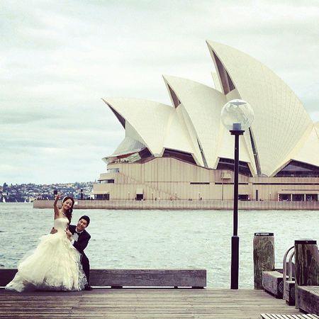 I Do. Australia Love Sydney Sydney Opera House