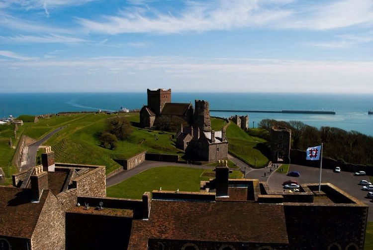 Dover Castle Port Dover Castle Travel Photography Travel