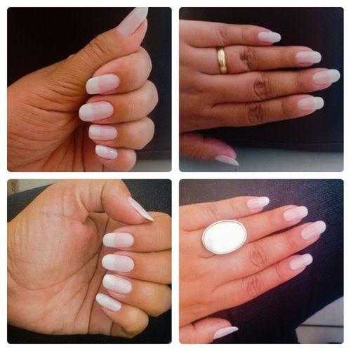 💅💅💅 Nailstagram Naturais Nailslovers Nails2inspire likenails