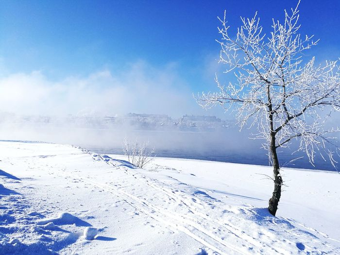 Water Snow Cold Temperature Winter Frozen Water Snowing Blue Frozen Snowflake Ice Pixelated Ice Crystal