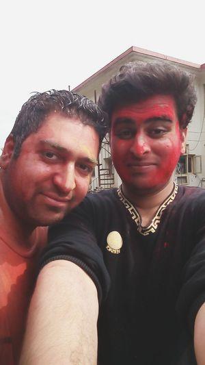 Holi Festival Of Colours Beloved Senior