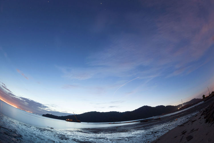 Mud texture with landscape view for background Sky Nature Water Scenics - Nature Tranquil Scene Cloud - Sky Tranquility Beauty In Nature Snow Winter Cold Temperature Mountain Fish-eye Lens Environment Sport Blue Landscape Day Winter Sport Outdoors