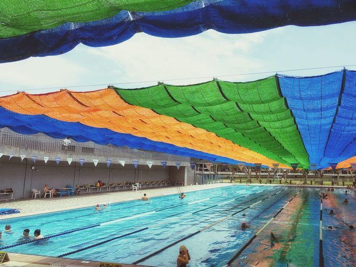 Swimming Day!!